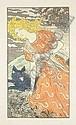 EugEne Grasset Lausanne 1841-1917 Sceaux LE DANGER. 1897