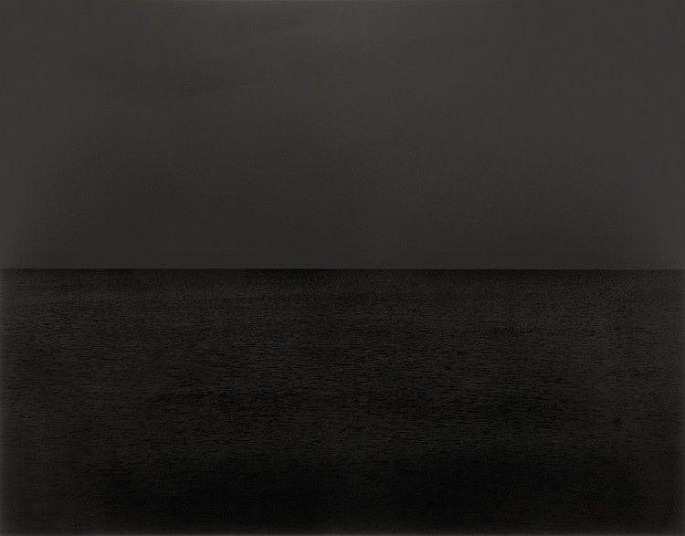 """Sugimoto, Hiroshi 1948 """"Baltic Sea, Rugen"""