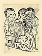 Max Beckmann Leipzig 1884 - 1950 New York DER