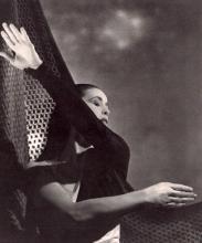 Lynes, G Platte - Martha Graham, 1956