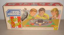 1974 Ideal Evel Knievel Stunt Game