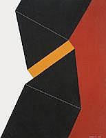 Nadler Istvan (1938- ) Csavaras, 1976