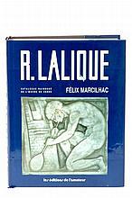 Félix Marcilhac, R. Lalique 1860-1945, maître-verr