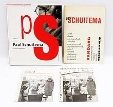 Paul Schuitema (1897-1973), Four publications on/b