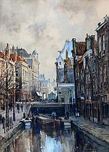 Herman Cornelis Adolf Paradies (1883-1966) Het Spu