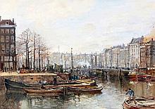 Herman Cornelis Adolf Paradies (1883-1966) Gezicht