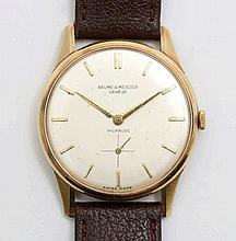 Baume & Mercier watch.