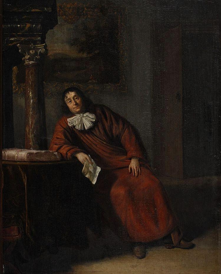 Michiel van Musscher (1645-1705) Toegeschreven aan