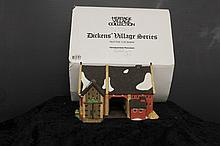 Department 56 Dickens Village Lighted BUTTER TUB FARMHOUSE #58337