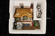 Department 56 Betsy Trotwoods Cottage David Copperfield Dickens 5550-6 55506