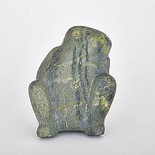 Attr: LATCHOLASSIE AKESUK, OWL, stone, 8.5