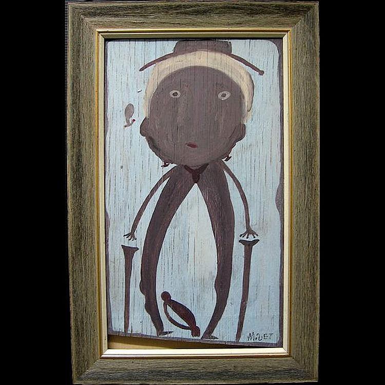 MOSE TOLLIVER (AMERICAN, 1919- 2006) SELF