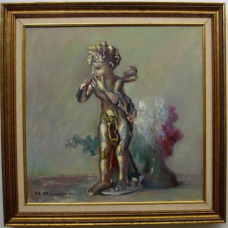 NARCISSE POIRIER (CANADIAN, 1883-1983) ANTIQUITE
