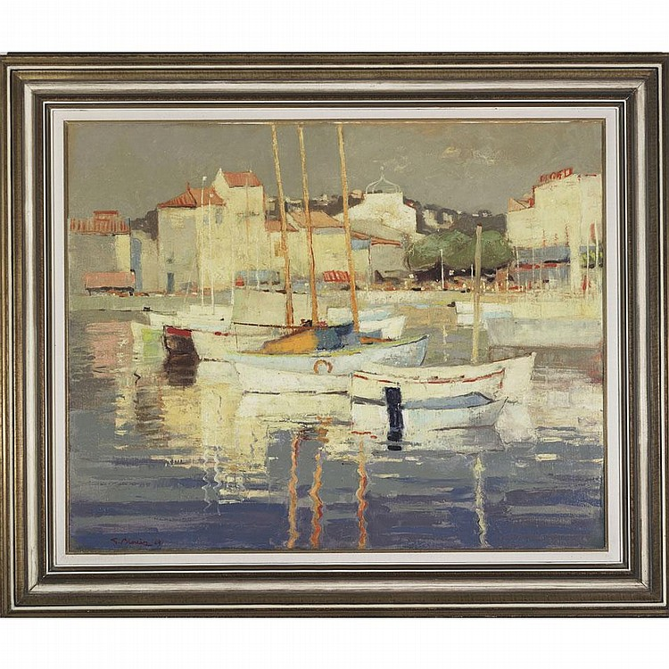 Georges Blouin (20th Century), French CASSIS