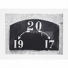 ARNAUD MAGGS, PARIS, gelatin silver print, sight 3.75 ins x 5.25 ins; 9.5 cms x 13.3 cms