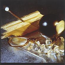 ELDON GARNET, EMBLEM OF CIRCUMSTANCE, cibrachrome print, 11 ins x 11 ins; 27.9 cms x 27.9 cms
