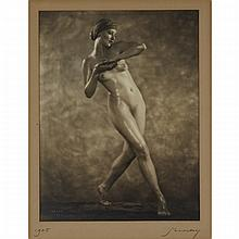 Nickolas Muray (1892-1965), UNTITLED (NUDE), 1925, Gelatin silver print;