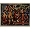 Georges Rouault (1871-1958), AUTOMNE, CIRCA 1938 [CHAPON/ I. ROUAULT, 288C], Colour aquatint; signed in pen and ink and numbered 58/175 in pencil to margin, Plate 20.1