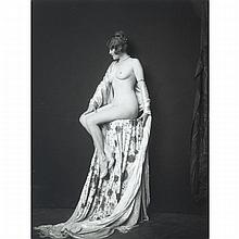 Alfred Cheney Johnston (1884-1971), ZIEGFELD PERFORMER, Gelatin silver print; stamped