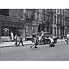 Arthur Leipzig (1918- ), STICKBALL, NEW YORK, 1950, Gelatin silver print; artist stamp verso. A later imrpession., 11