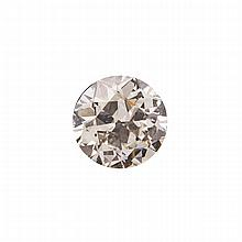 Unmounted European Cut Diamond, (1.49ct.)