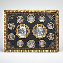 Set of  Twelve Napoleonic Clichés, Bertrand Andrieu (1761-1822) c.1820