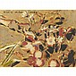 DAVID BROWN MILNE, BUSH FLOWERS, oil on canvas, 12 ins x 16 ins; 30 cms x 40 cms