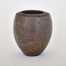 LETA CORMIER, VASE, height 7