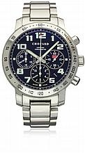 A GENTLEMAN'S STAINLESS STEEL CHOPARD MILLE MIGLIA 1000 AUTOMATIC CHRONOGRA