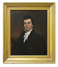 Unknown American c. 1815, Portrait of a Man