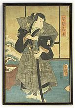 Utagawa Kunisada/Toyokuni III (1786-1865), Print