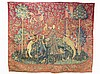 A Tapestry after 'Lady and the Unicorn'