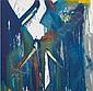Allen Maddox Lozenge 3 oil on canvas title