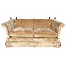 A Two-Seater Knole Sofa