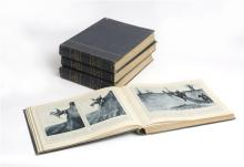 4 copies of Illustrated War News