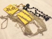 Necklace lot