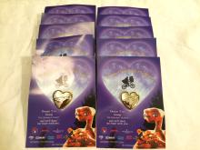 E.T. Gold Heart Variety Pins (Collectibles)