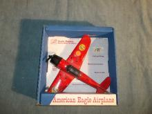 Airplane American Eagle Indian
