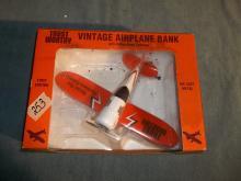 Trust Worthy Airplane Bank