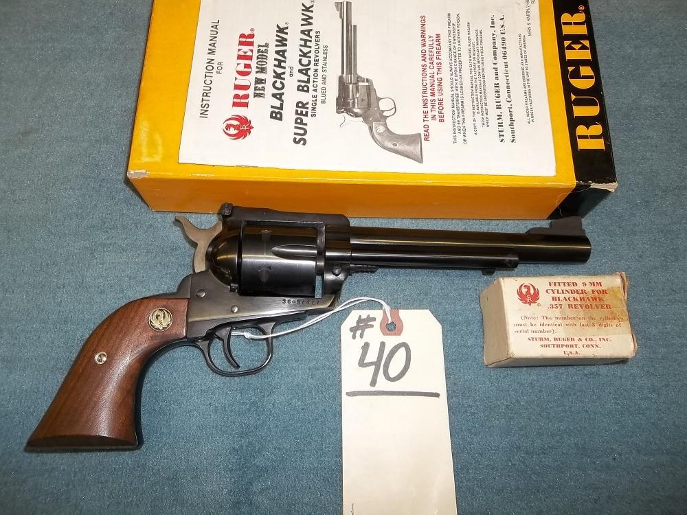 Ruger New Model Black Hawk 357 mag. 36-94417 (7)