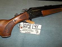 Savage  24J-DL 22 LR/20 Ga O/U A102935 Reg. Req.