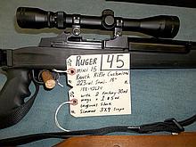 Ruger Mini 15 Ranch 223 Cal. Semi 188-42624 Reg. Req.