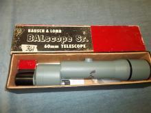Bausch & Lomb 60mm Telescope