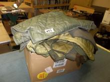 Military Liners for Jackets