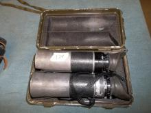 Viet Nam Era Night Vision Binoculars w/case