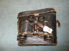 Taylor Hobson Binoculars w/case