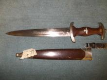 German Ulles Fur Deutfchland Knife
