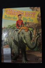 Circus Boy- Under The Big Top