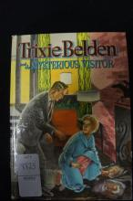 Trixie Belden & The Mysterious Visitor