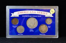 Americana Series Yesteryears Collection